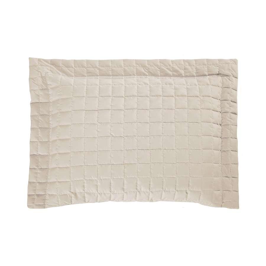 Porta Travesseiro Top Line 1 Peça Marfim