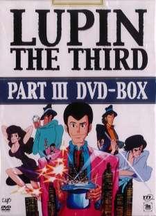 Lupin III: Part III's Cover Image