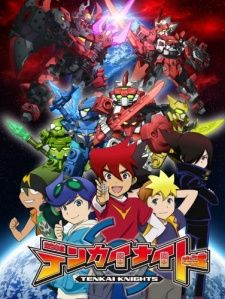 Tenkai Knights's Cover Image