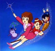 Mahoutsukai Sally 2's Cover Image