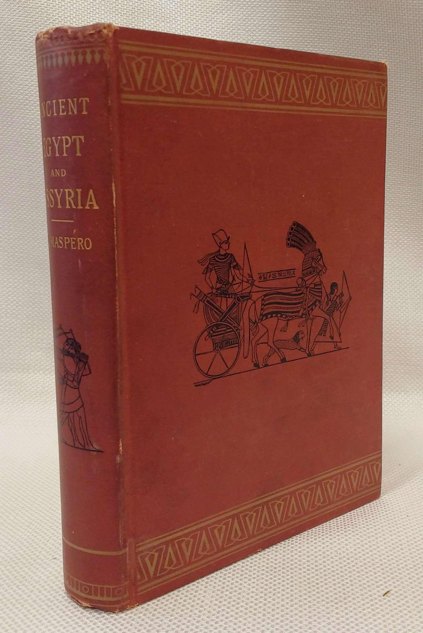 Life in ancient Egypt and Assyria, Maspero, G. [Gaston]