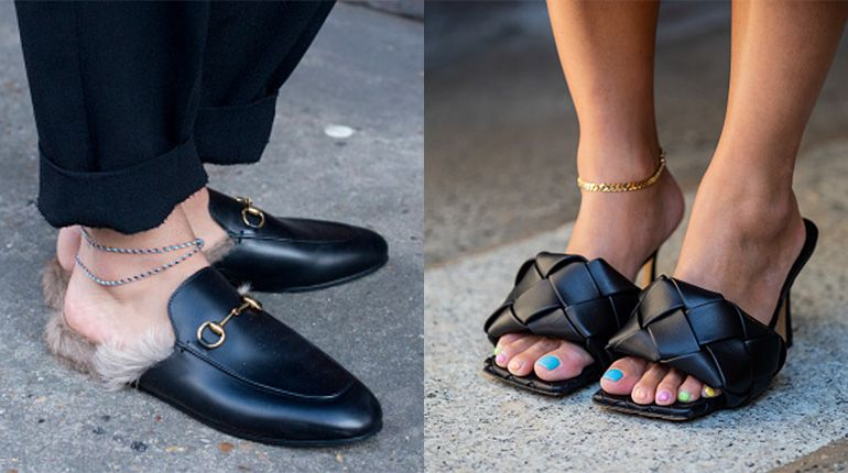 Anklets Made a Comeback and Here's How You Wear Them in 2020