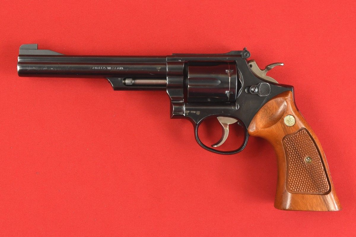 smith and wesson m19-3