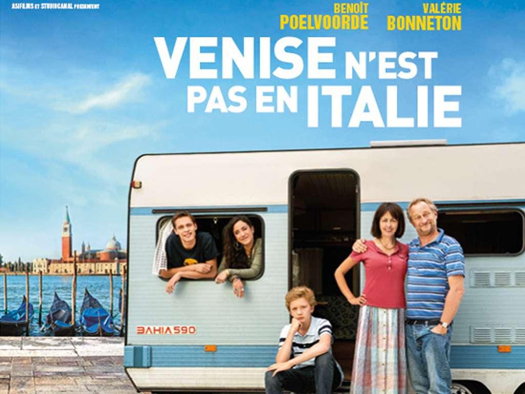 Διακοπές στη Βενετία (Venise n'est pas en Italie / Venice Calling) - Trailer / Τρέιλερ Movie