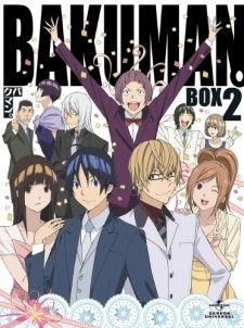 Bakuman. 3rd Season Specials's Cover Image