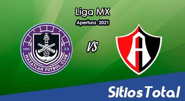 Mazatlán FC vs Atlas: A que hora es, quién transmite por TV y más – J13 de Apertura 2021 de la Liga MX