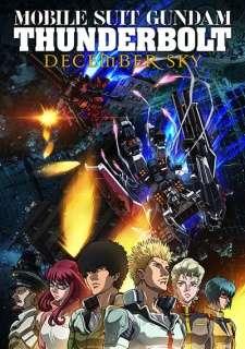 Mobile Suit Gundam Thunderbolt: December Sky's Cover Image