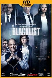 The Blacklist 5ªTemporada WEB-DL 1080p Full Dual Áudio
