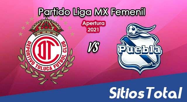 Toluca vs Puebla en Vivo – Transmisión por TV, Fecha, Horario, MxM, Resultado – J10 de Apertura 2021 de la Liga MX Femenil
