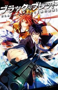 Black Bullet's Cover Image