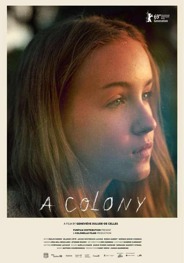 Μια Αποικία / A Colony Πόστερ Poster