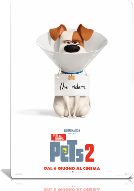 Pets 2: Vita Da Animali (2019).avi MD AC3 BDRip - iTA
