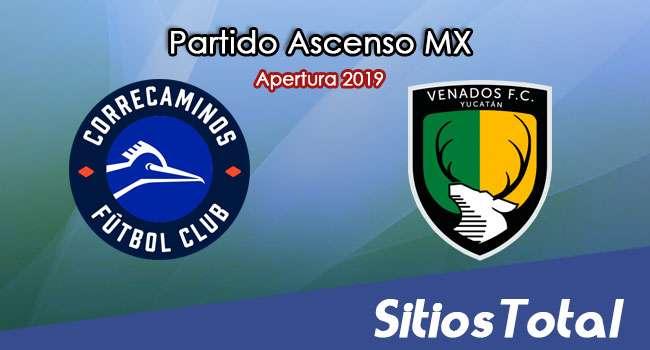 Ver Correcaminos vs Venados en Vivo – Ascenso MX en su Torneo de Apertura 2019