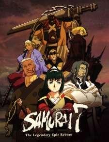Samurai 7 Cover Image