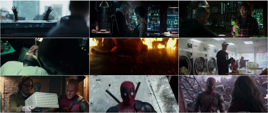 Deadpool 2016 Full Movie Download Free