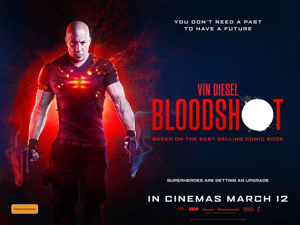 Bloodshot - Trailer / Τρέιλερ Movie