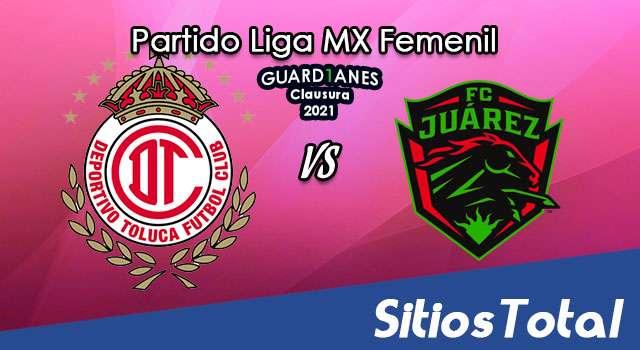 Toluca vs FC Juarez en Vivo – Transmisión por TV, Fecha, Horario, MxM, Resultado – J9 de Guardianes 2021 de la Liga MX Femenil