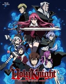 Holy Knight's Cover Image