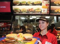 Российский Burger King начнет принимать биткоины