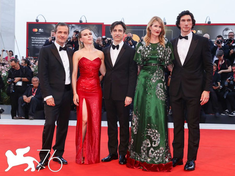 Marriage Story Venice Film Festival 2019