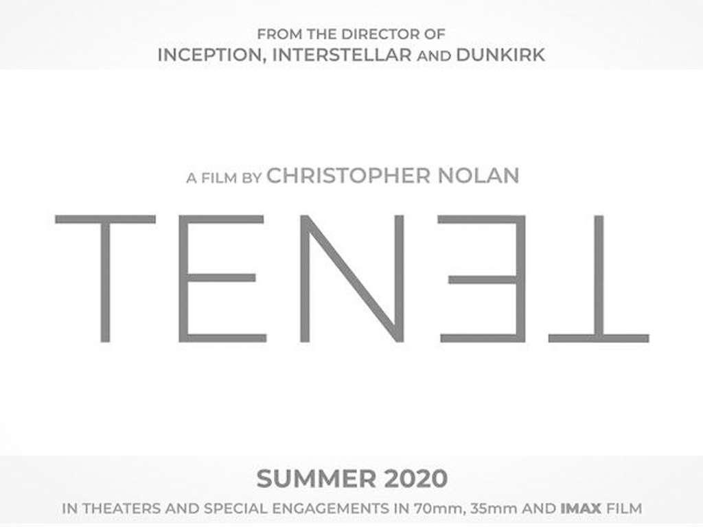 Tenet - Trailer / Τρέιλερ Movie
