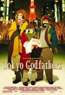 Tokyo Godfathers's Cover Image