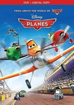 Planes (2013) DVD9 COPIA 1:1 - iTA/ENG