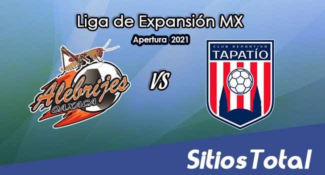 Alebrijes de Oaxaca vs Tapatío en Vivo – Canal de TV, Fecha, Horario, MxM, Resultado – J10 de Guardianes Apertura 2021 de la  Liga de Expansión MX