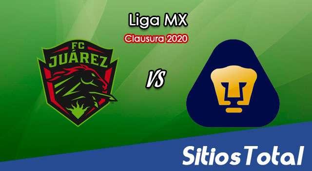 Ver FC Juarez vs Pumas en Vivo – Clausura 2020 de la Liga MX