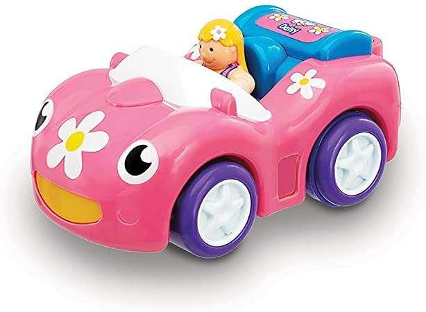 Dynamite Daisy Push & Go Motor