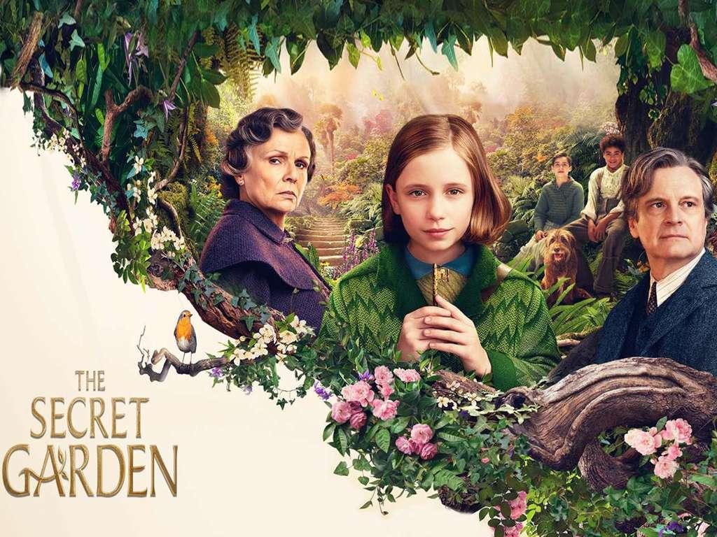 Ο Μυστικός Κήπος (The Secret Garden) Quad Poster