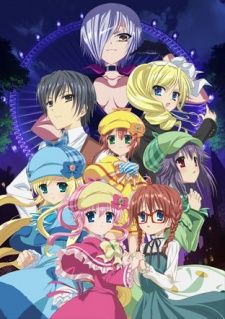 Tantei Opera Milky Holmes: Alternative's Cover Image