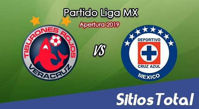 Ver Veracruz vs Cruz Azul en Vivo – Apertura 2019 de la Liga MX