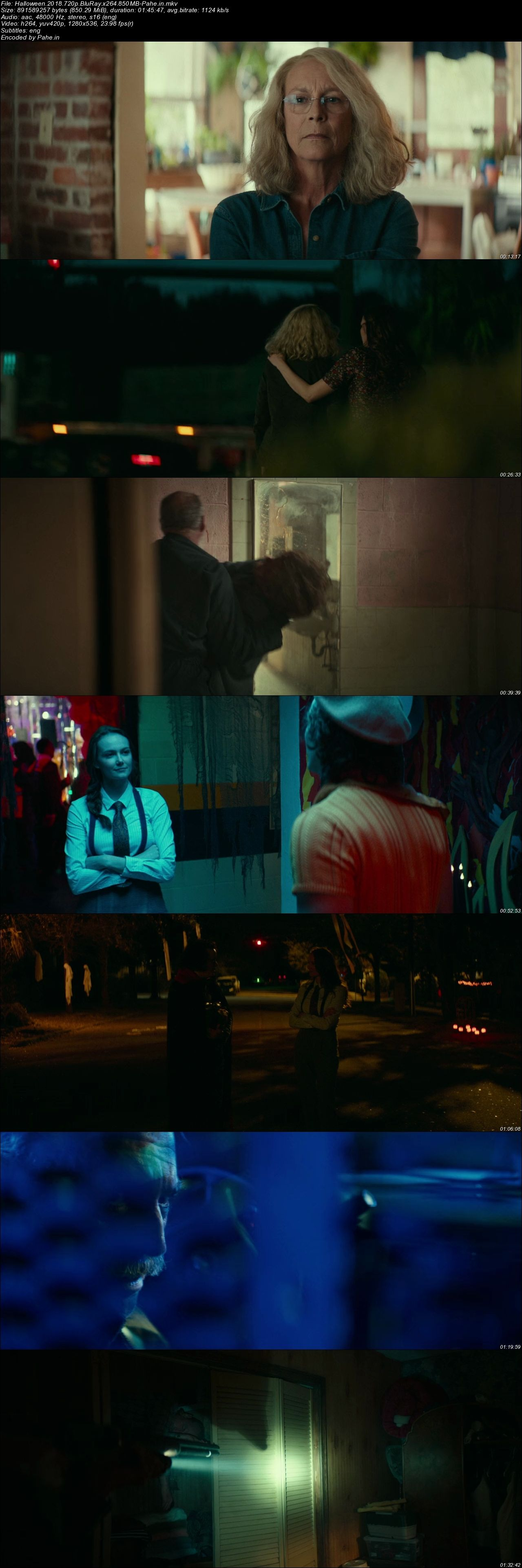 Halloween (2018) BluRay 480p, 720p, & 1080p - Pahe in