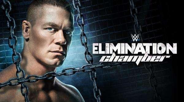 العرض الشهري المنتظر Elimination Chamber