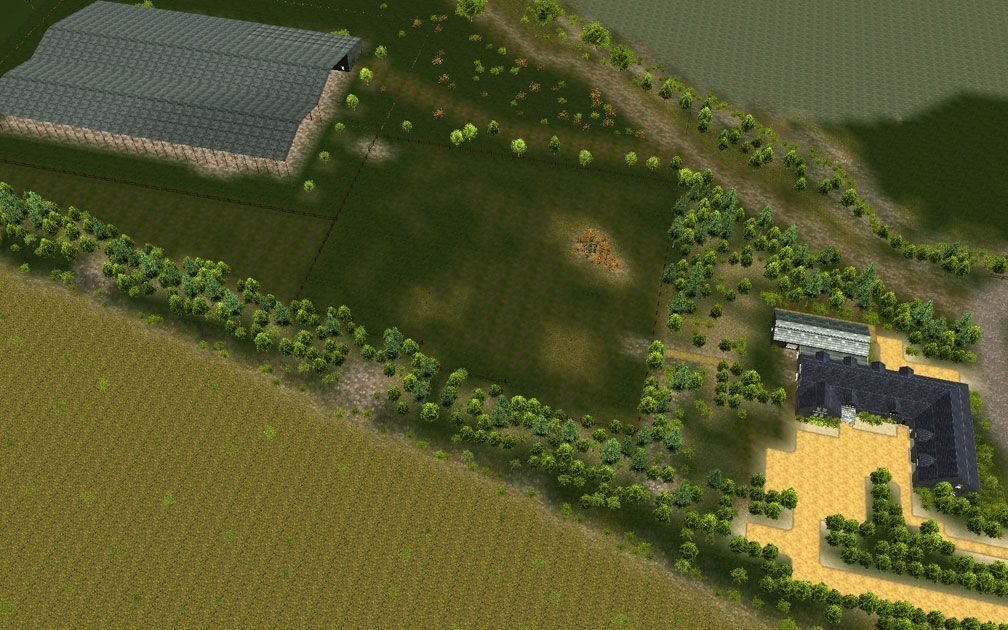 Secondary Image for FlightToAtlantis.net: RCT3 FAQ: Campaign Scenario Directory Specifics: Saxon Farm