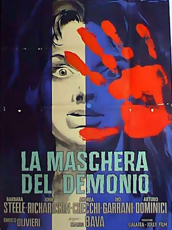 LA MASCHERA DEL DEMONIO Η ΜΑΣΚΑ ΤΟΥ ΣΑΤΑΝΑ Poster
