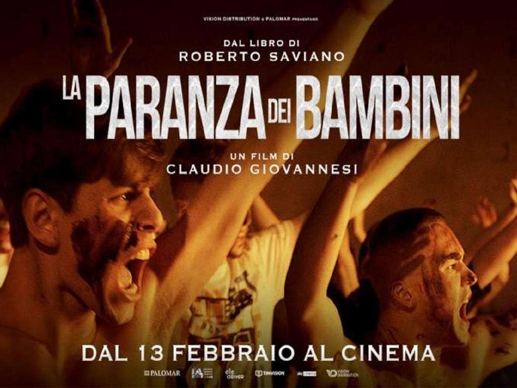 Η Μεγάλη Νύχτα της Νάπολης (La Paranza dei Bambini) Quad Poster Πόστερ