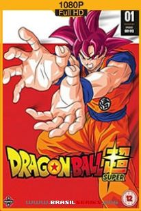 Dragon Ball Super Completo Blu-ray 1080p Hi10P Dual Áudio