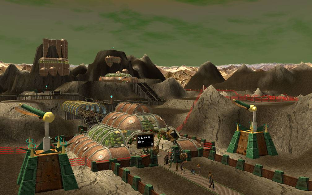 Lead Image for FlightToAtlantis.net: RCT3 FAQ: Campaign Scenario Directory Specifics: Broom Lake