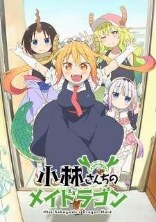 Kobayashi-san Chi no Maid Dragon Cover Image