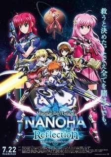 Mahou Shoujo Lyrical Nanoha: Reflection's Cover Image