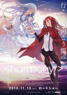 Harmony's Cover Image