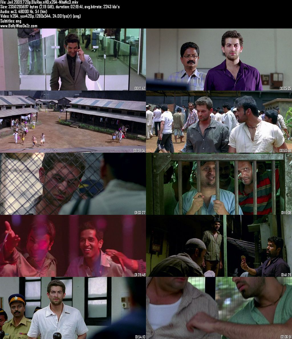 Jail (2009) 720p - BluRay - x264 - DD5.1-NhaNc3