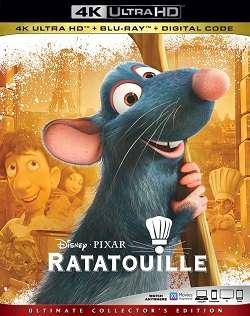Ratatouille (2007).mkv UHD 4K 2160p HDR Untouched - ITA DTS-ES AC3 ENG TrueHD Sub ITA