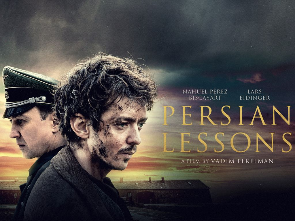 Μαθήματα Περσικών (Persian Lessons) Poster Πόστερ Wallpaper