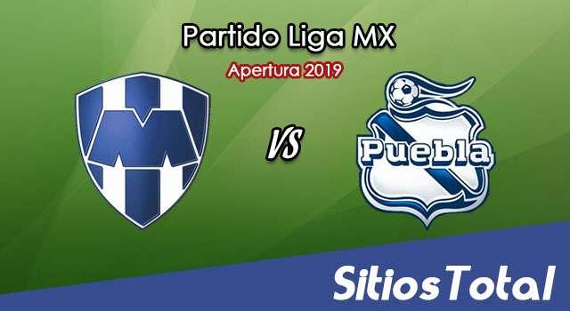 Ver Monterrey vs Puebla en Vivo – Apertura 2019 de la Liga MX