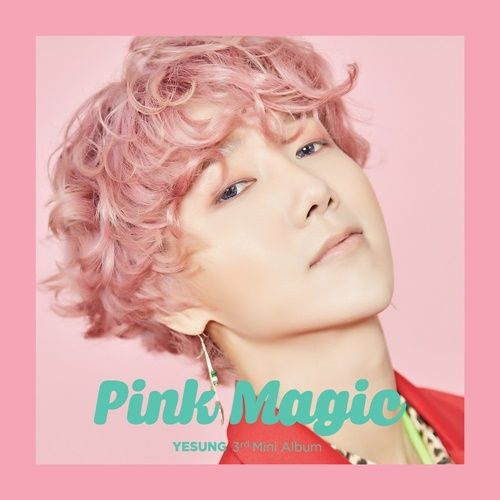 Yesung Pink Magic English Translation Lyrics Super Junior