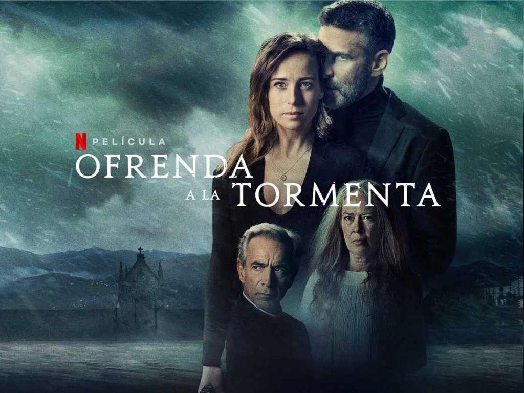 Προσφορά στην Καταιγίδα (Ofrenda a la tormenta) Quad Poster