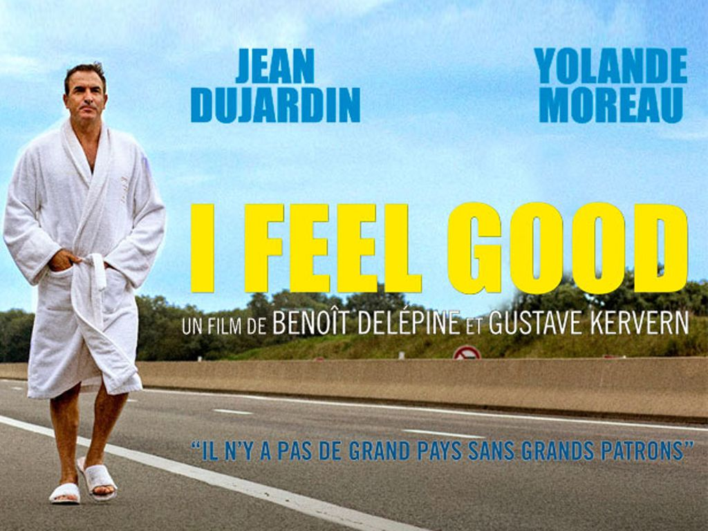 Έτοιμος για Όλα (I Feel Good) Quad Poster Πόστερ